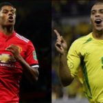 Rashford on Ronaldo