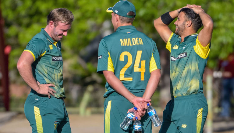Youngsters – T20