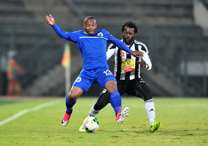 TP Mazembe v SuperSport