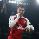 Ozil stars in five-star Arsenal win