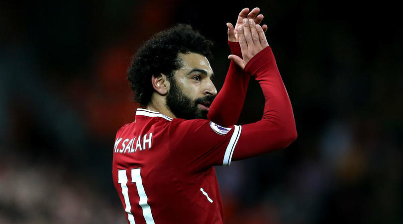 Salah double inspires Liverpool victory