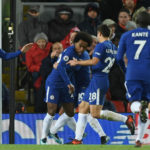 Willian rescues late point at Anfield