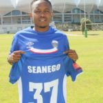 Former Pirates midfielder Seanego