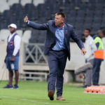 Former SuperSport United coach Eric Tinkler