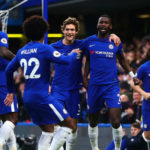 Chelsea put five past Stoke