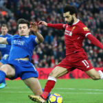 Salah brace secures Liverpool win