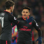 Sanchez double seals win for record-equalling Wenger