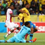 Sundowns edge Ajax CT