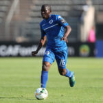 Aubrey Modiba of Supersport United