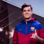 Brazilian playmaker Philippe Coutinho