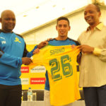 Sundowns new signing Gaston Sirino