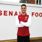 Greek defender Konstantinos Mavropanos