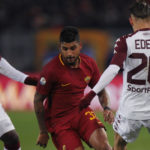 Roma full back Emerson