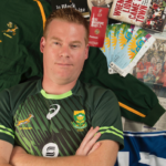 Superfan: Cape Town's Fraser never misses out