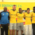 Watch: Sundowns show off new signings
