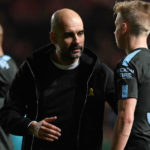 Guardiola: City will only be judged on trophies