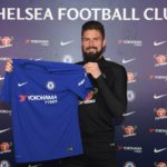 Chelsea complete move for Giroud