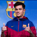 Barcelona's new recruit Philippe Coutinho