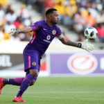 Itumeleng Khune of Kaizer Chiefs