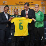 Banyana appoint Desiree Ellis
