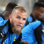 Mamelodi Sundowns striker Jeremy Brockie