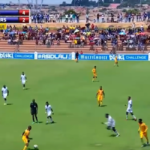 Kaizer Chiefs showboating