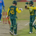 Heinrich Klaasen and JP Duminy