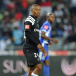 Orlando Pirates forward Thabiso Kutumela