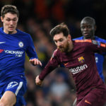 Conte defends Christensen after Barcelona error