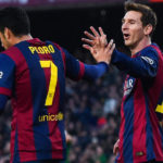 Pedro: Messi is best but 'not invincible'