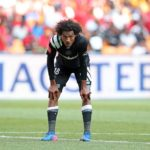 Issa Sarr of Orlando Pirates