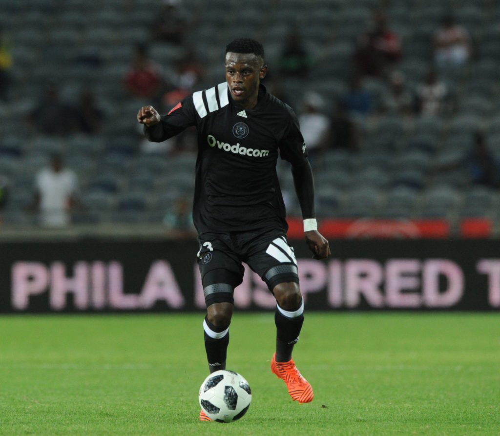 Innocent Maela of Orlando Pirates