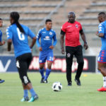SuperSport United coach Kaitano Tembo