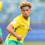 Bafana Bafana midfielder Keegan Dolly
