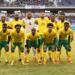 Bafana v Zambia Four Nations