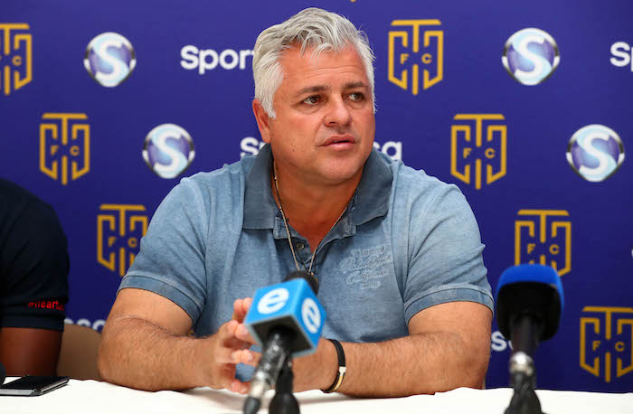 5e8d1ca60 Cape Town City upbeat after obtaining new training ground