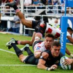 Jaguares outlast Lions in try-fest