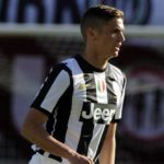 Juventus right back Joel Untersee