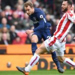Eriksen's double gives Spurs win at Stoke