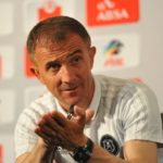 Milutin Sredojevic, head coach of Orlando Pirates