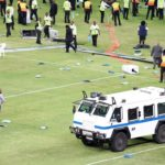 The PSL has condemned the fan violence at the stadium during the 2018 Nedbank Cup match between Kaizer Chiefs and Free State Stars at Moses Mabhida Stadium.