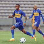 Cape Town City winger Bradley Ralani