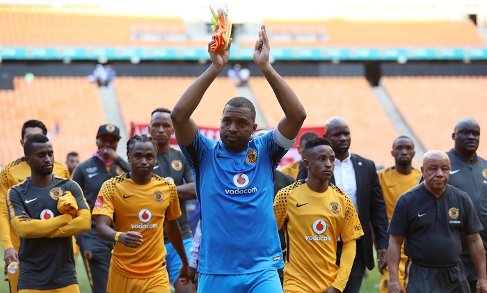 The Kaizer Chiefs squad.