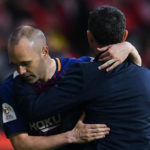 Valverde: Iniesta cannot be replaced at Barca