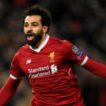 Liverpool star Mohamed Salah
