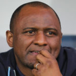 Former Arsenal captain Patrick Vieira