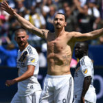 Watch: Ibra scores 40-yard stunner in Galaxy bow