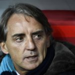 Italy's new head coach Roberto Mancini.