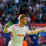 RB Leipzig's Timo Werner.
