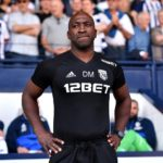 West Bromwich Albion manager Darren Moore.